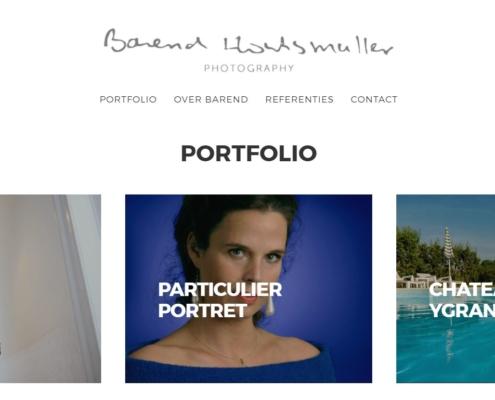 Barend Houtsmuller portfolio overzicht
